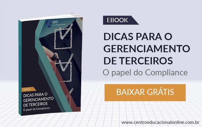 Ebook Dicas para o Gerenciamento de Terceiros - O papel do Compliance